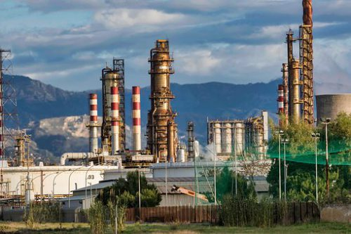 Crude Oil And Natural Gas Market