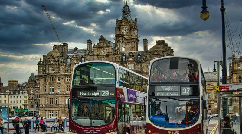 Global Buses And Coaches Market