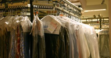 Global Dry-Cleaning And Laundry Services Market