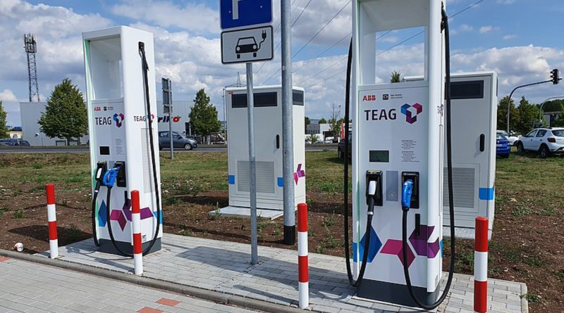 Global Electric Vehicle Charging Stations Market