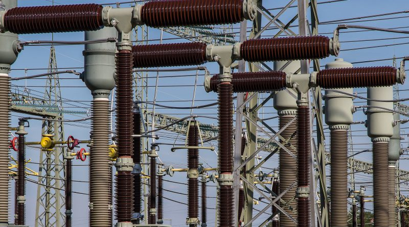 Global Electric Power Transmission Control And Distribution Market