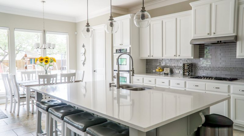 Global Household Furniture And Kitchen Cabinet Market