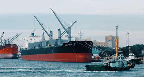 Global Inland Water Freight Transport