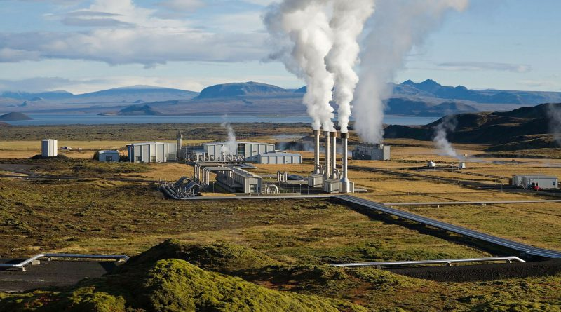 Global Geothermal Electricity Market