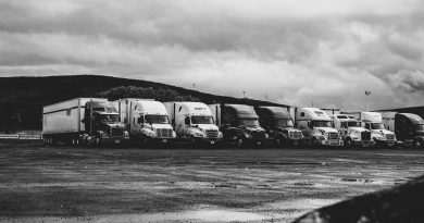 Global Long-Distance General Freight Trucking Market