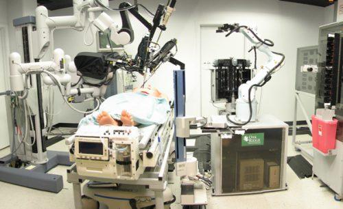 Robotic Surgery Services Market Size