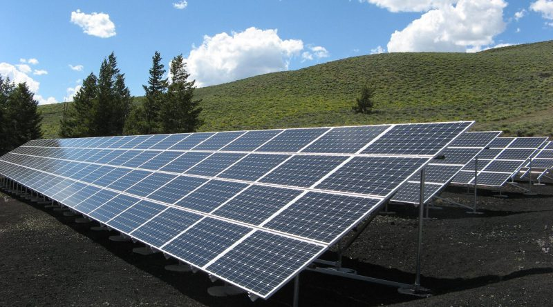 Global Solar Electricity Market