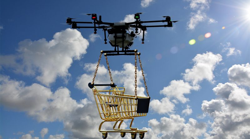 Delivery Drone Services Market