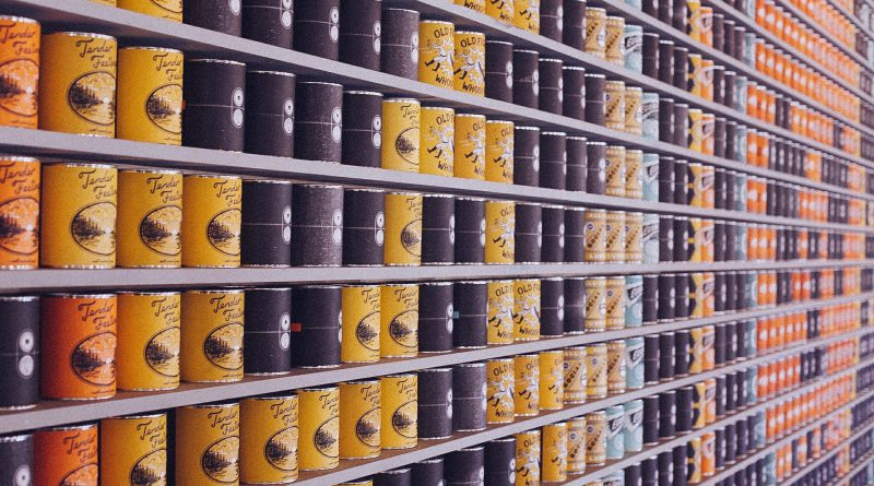 food cans market
