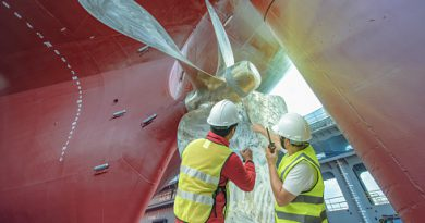 Global Ship Building And Repairing Market