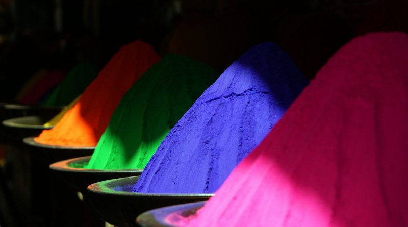Synthetic Pigments Market