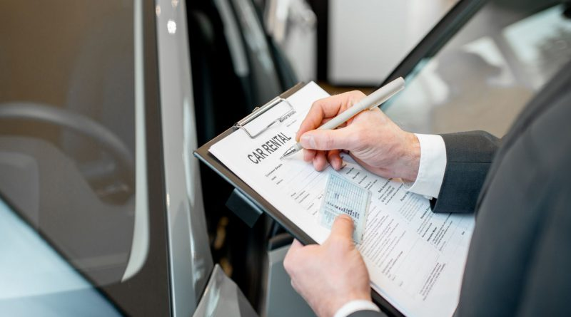 Automobile Rental And Leasing Market