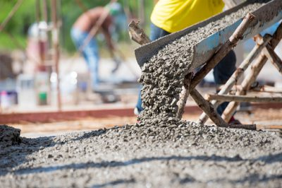 Cement And Concrete Product Market