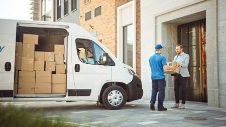 Global Couriers And Messengers Market Size