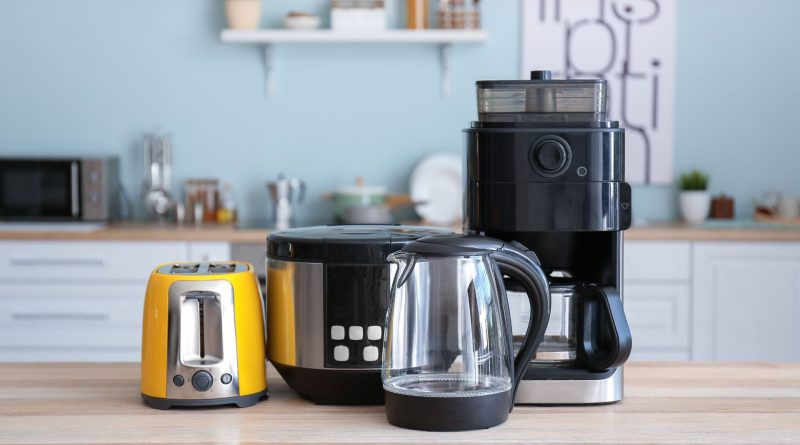 Household Appliances Manufacturing Market