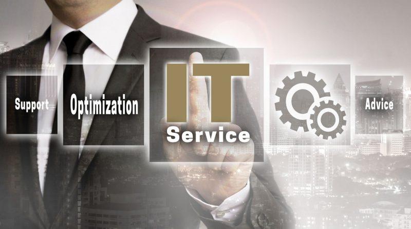 Global IT Services Market Size