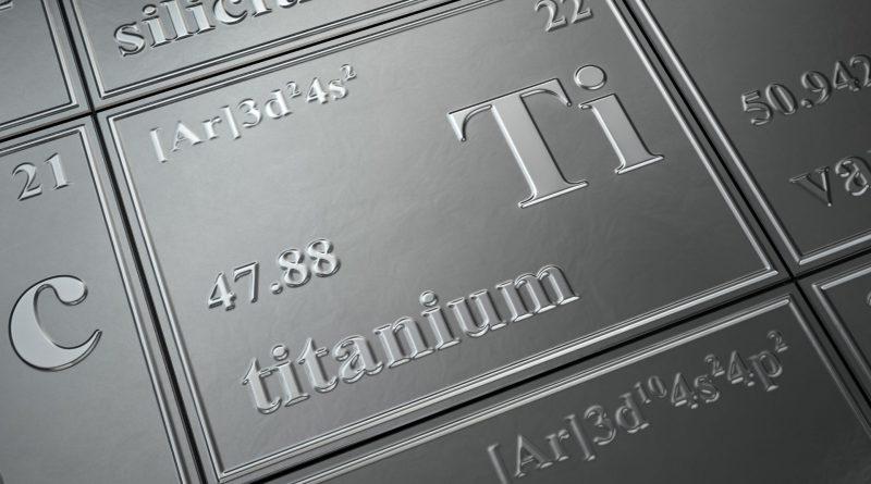 Titanium Alloys And Ultrafine Titanium Dioxide Market